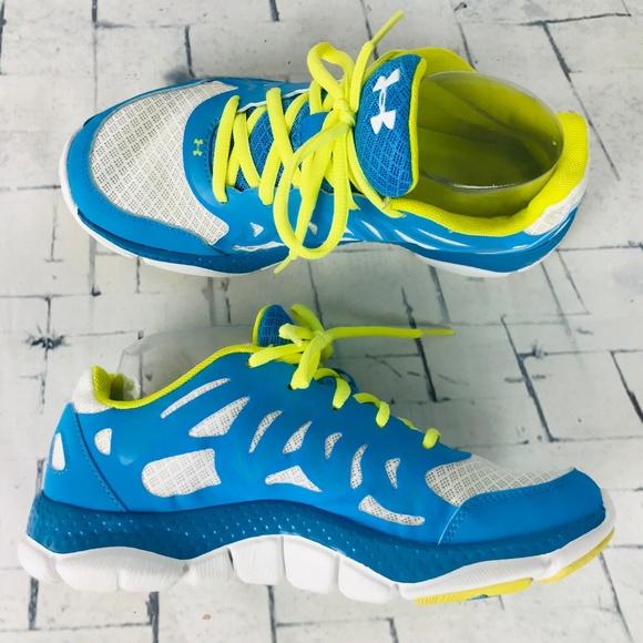 97ae5d65315 Under Armour Shoes | Ua Microg Athletic Euc | Poshmark